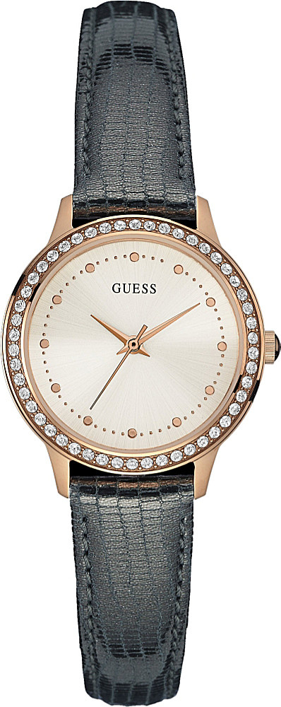 Guess W0648l2 Chelsea Rose Gold-plated And Leather Watch ... - photo #45