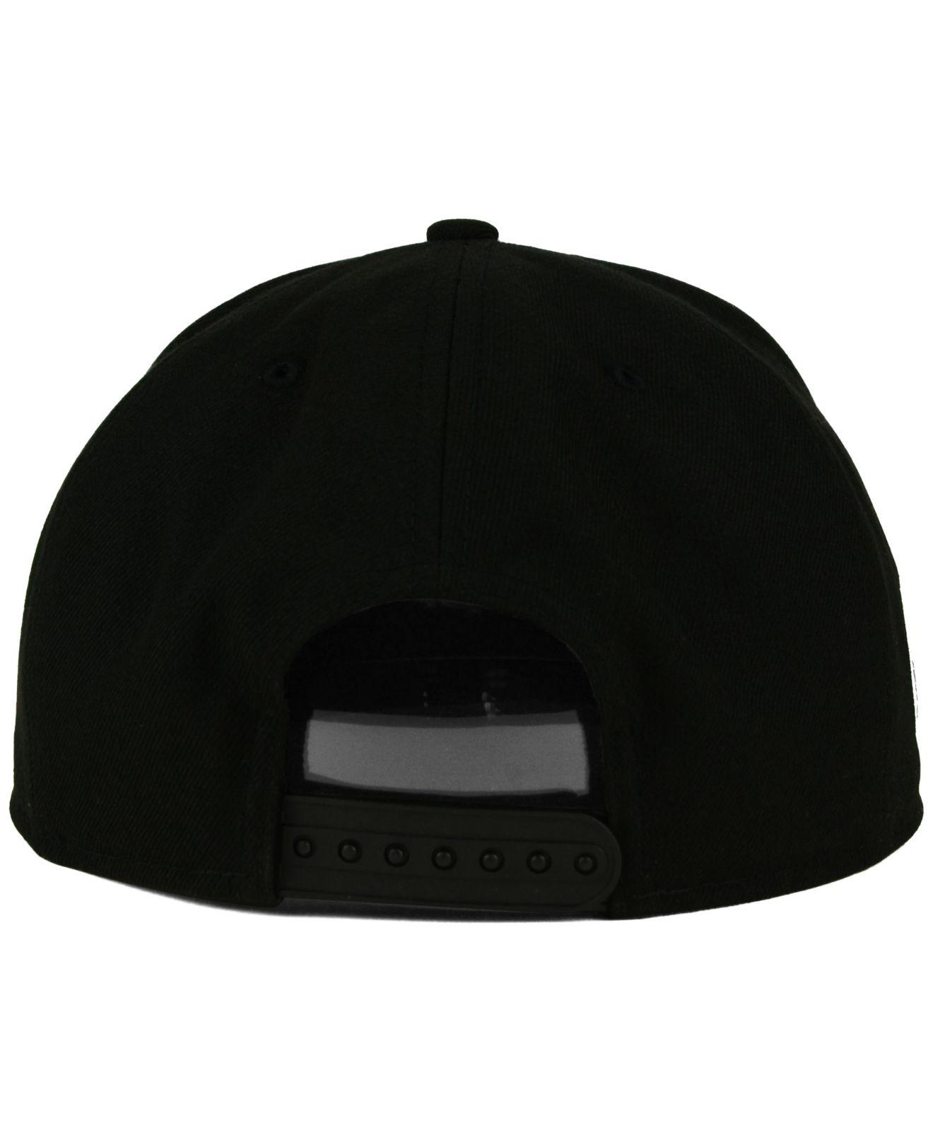 timeless design 92878 3fe8e KTZ Calgary Flames All Day 9fifty Snapback Cap in Black for Men - Lyst