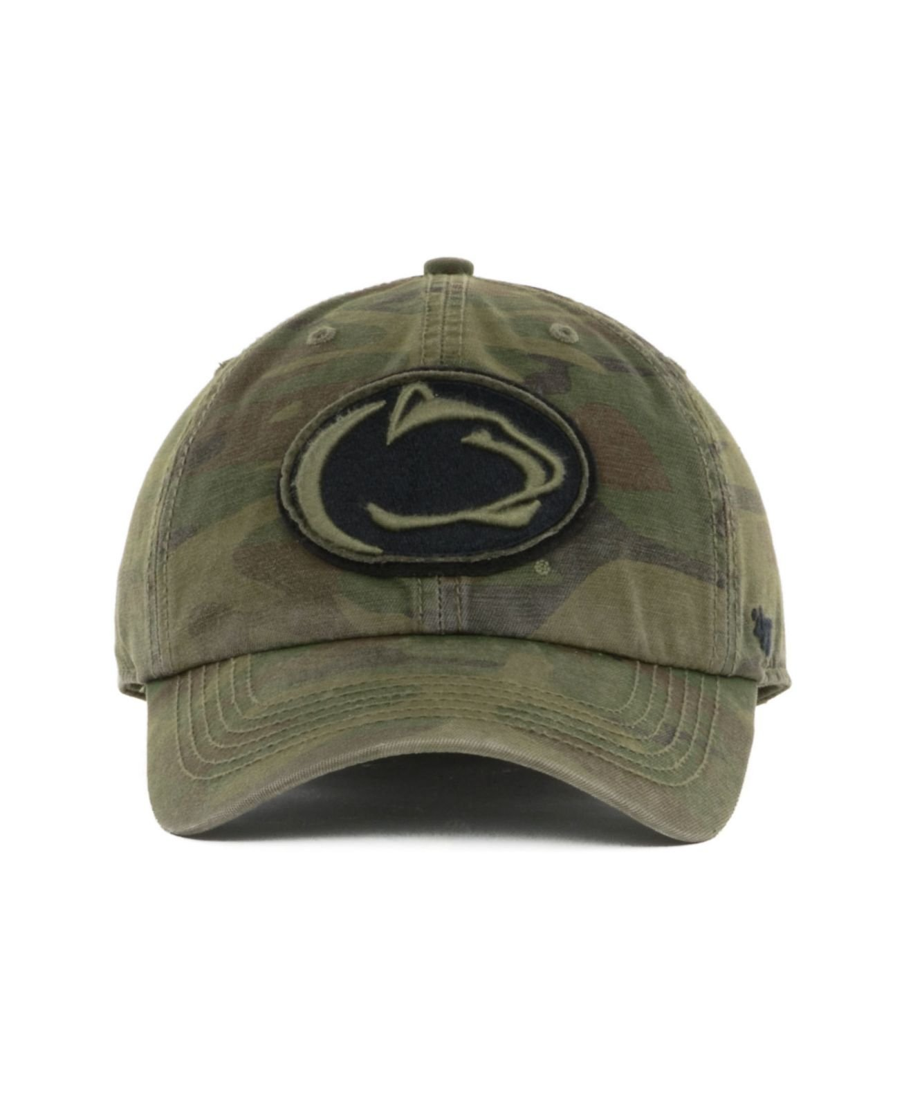 bc401cc1a05ed 47 Brand Penn State Nittany Lions Movement Franchise Cap in Green ...