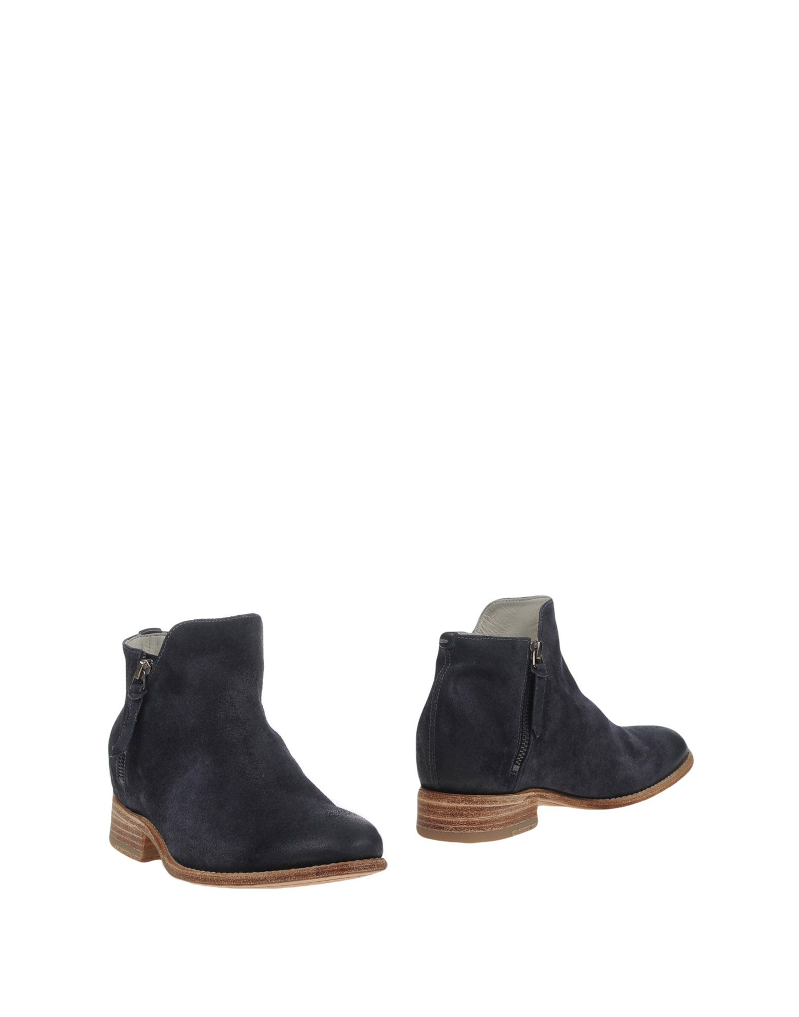 ndc ankle boots in gray for lyst