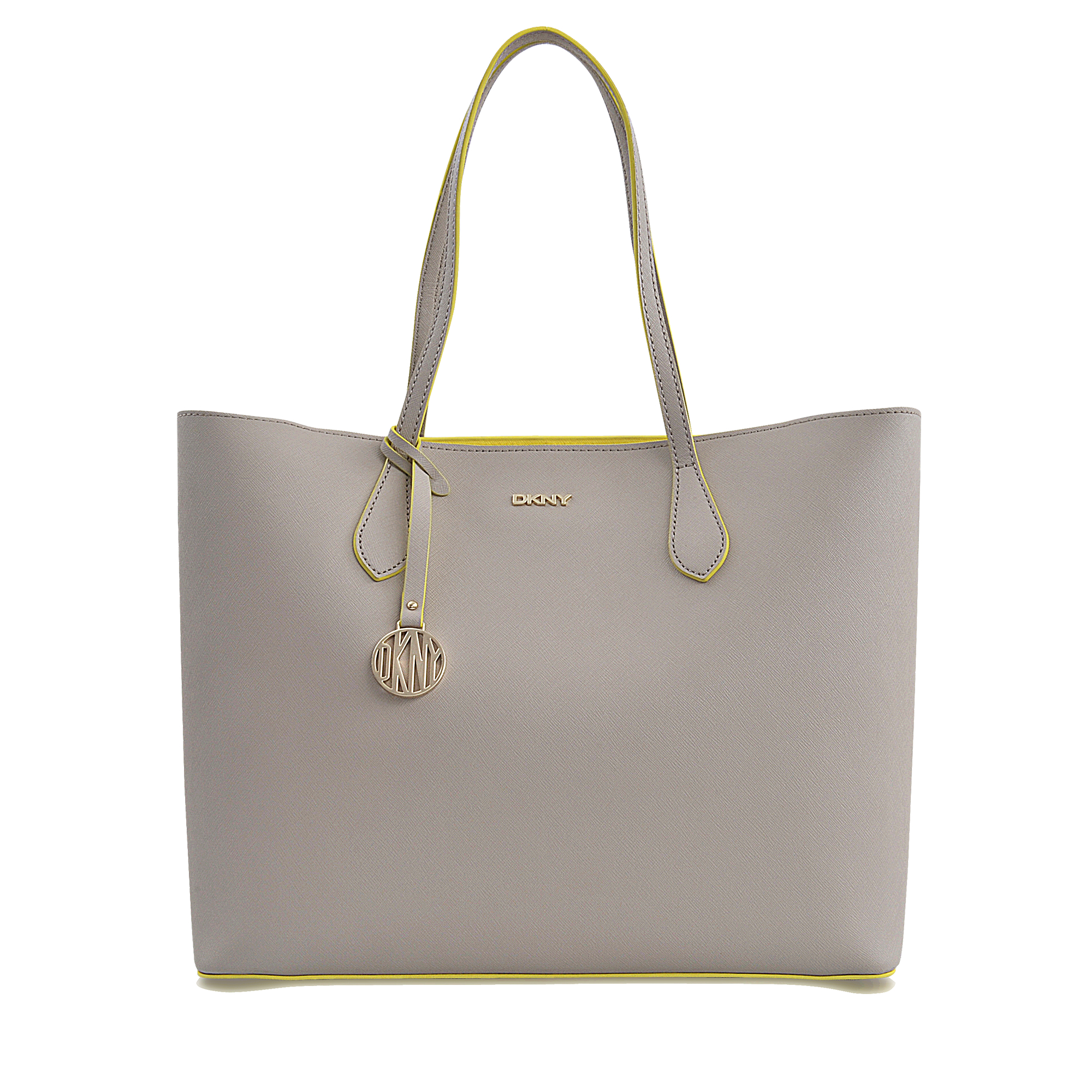 dkny ew shopper bryant park tote in beige lyst. Black Bedroom Furniture Sets. Home Design Ideas