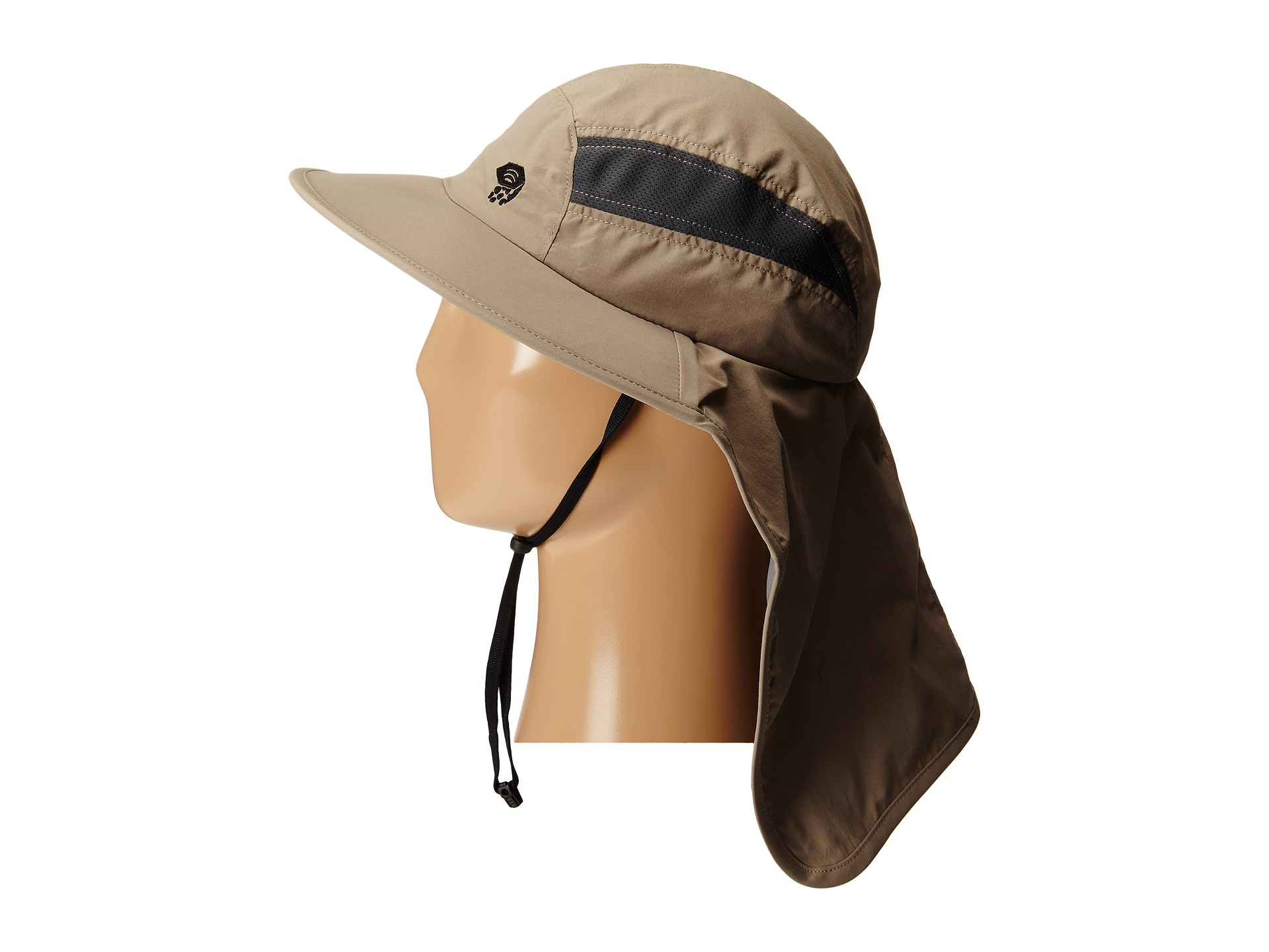 Lyst - Mountain Hardwear Canyon™ Wide Brim Ravi Hat in Natural for Men d6ead98bafb