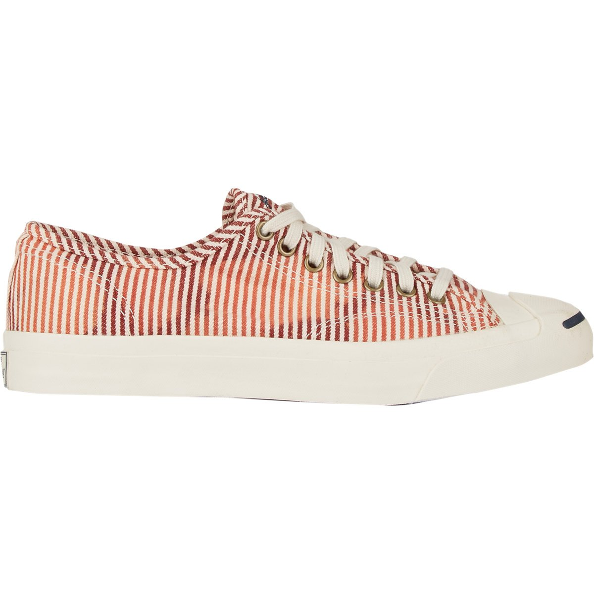 0f7d074214568e Lyst - Converse Acid-Wash Stripe Jack Purcell Sneakers-Pink Size 7.5 ...
