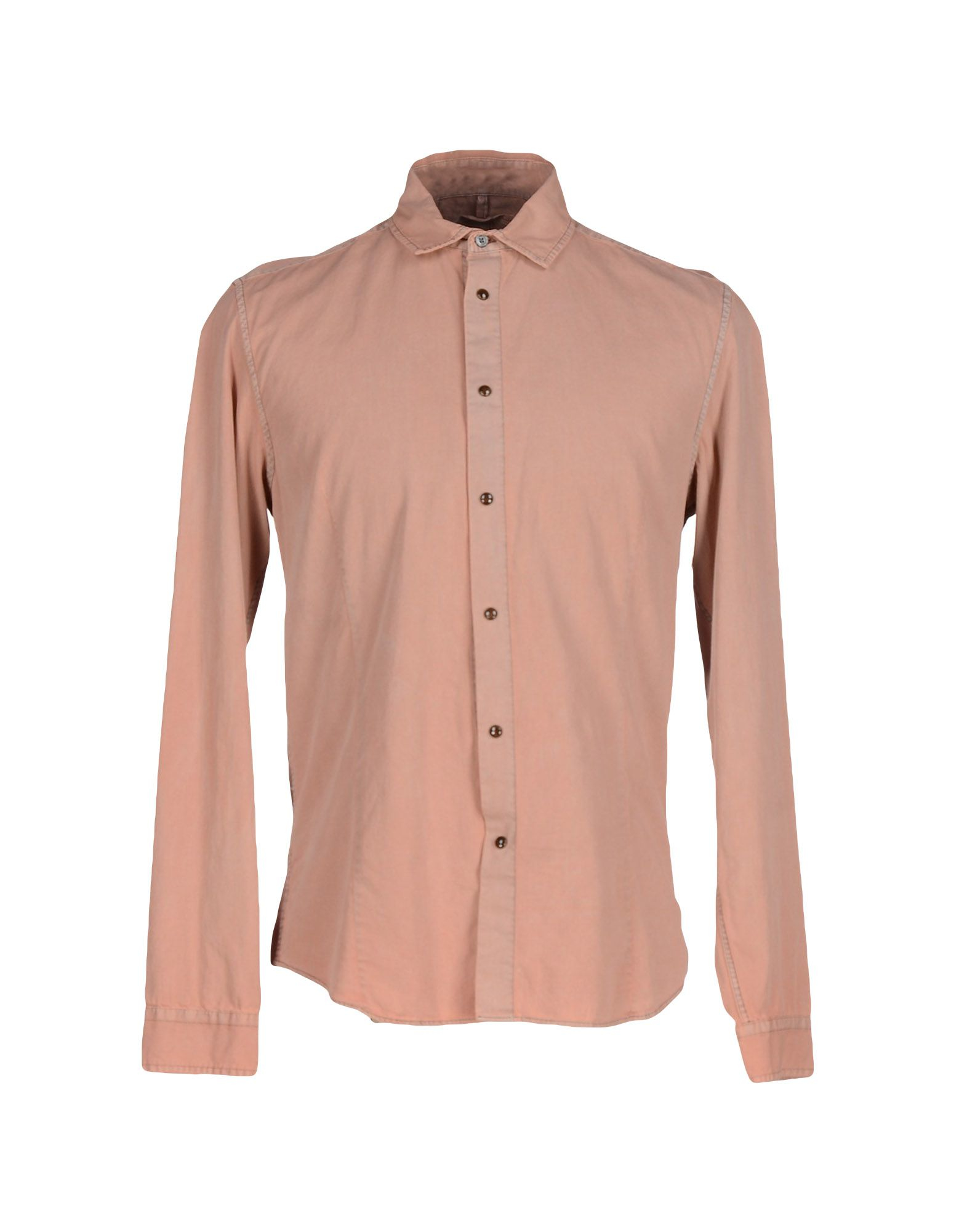 Patrizia Pepe Shirt In Pink For Men Lyst