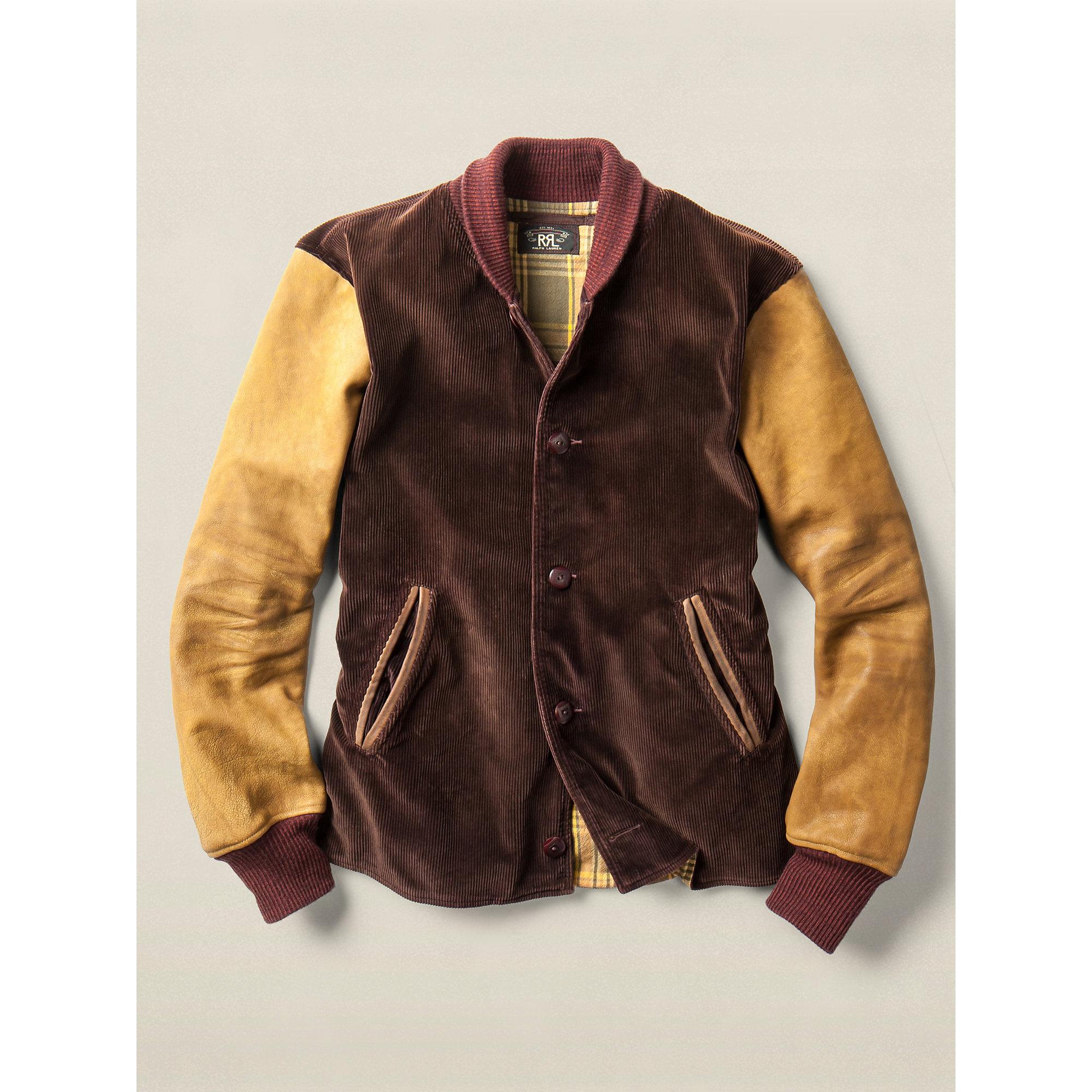 Wool Varsity Jacket