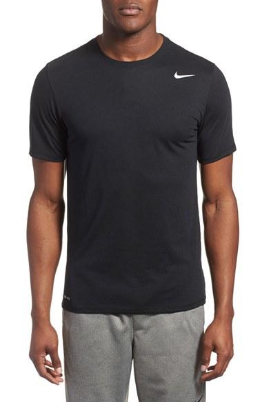 e998f0411 Nike 'dri-blend' Dri-fit Training T-shirt in Black for Men - Lyst