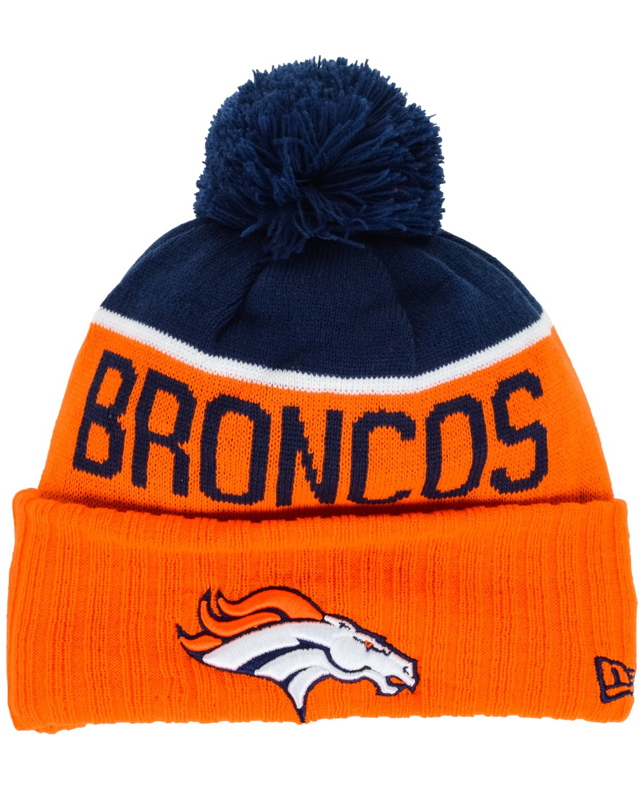 detailing fed28 790b3 ... new era 9539f ae6d7  greece denver broncos knit hat beanies broncos  knitted hat . 7821e 59262