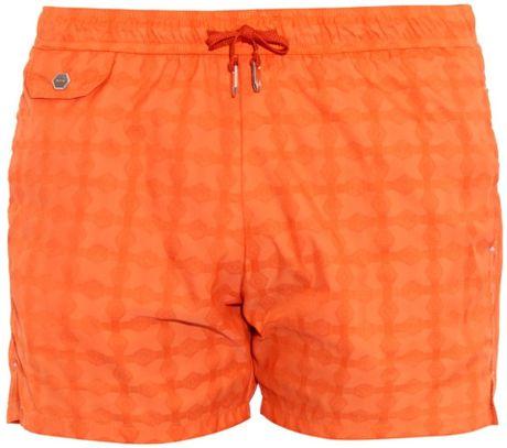 make your odyssey orange lido 1 parasol jacquard swim. Black Bedroom Furniture Sets. Home Design Ideas