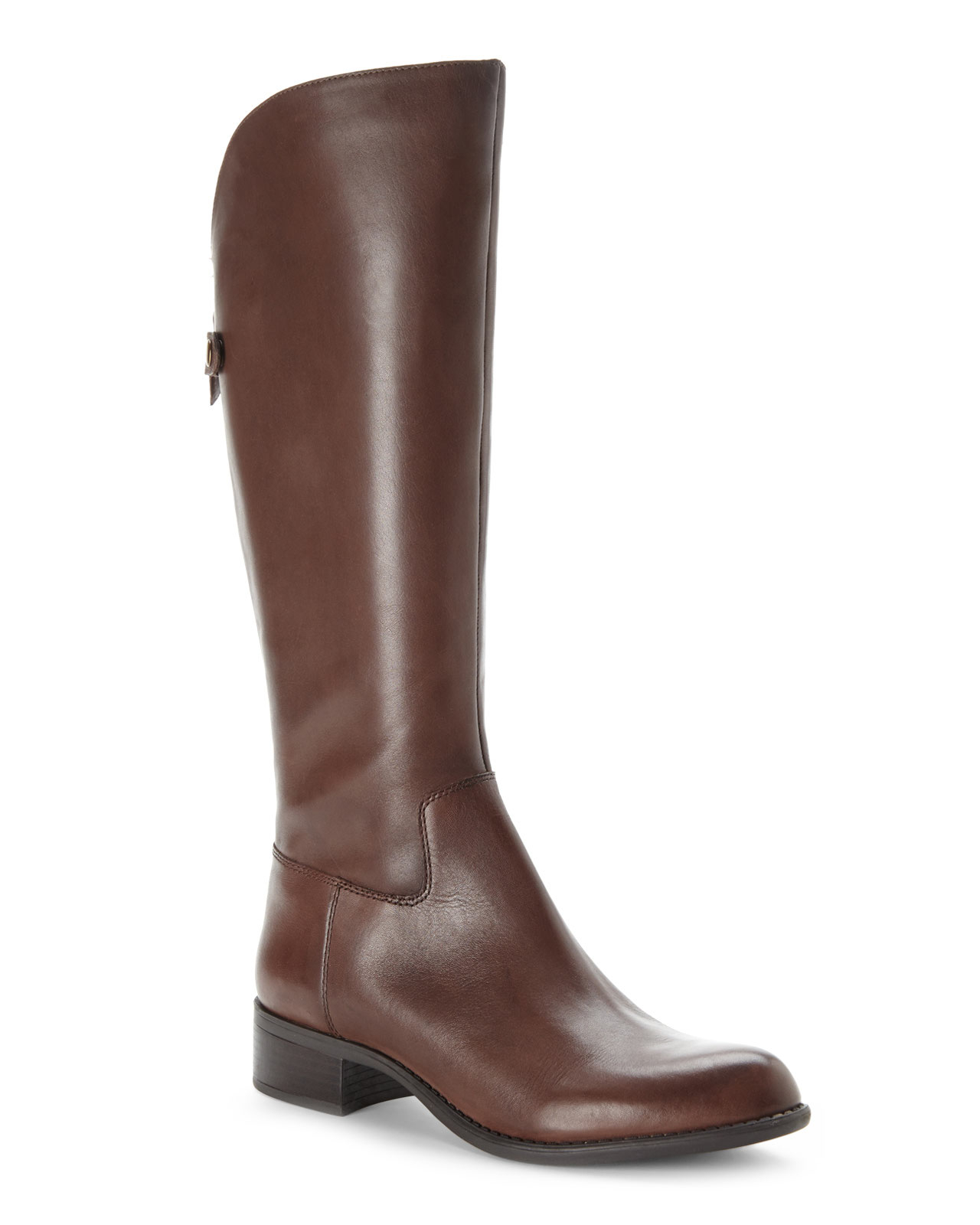 franco sarto brown cricket boots in brown lyst