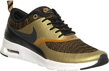 Nike Air Max Thea Mens Black