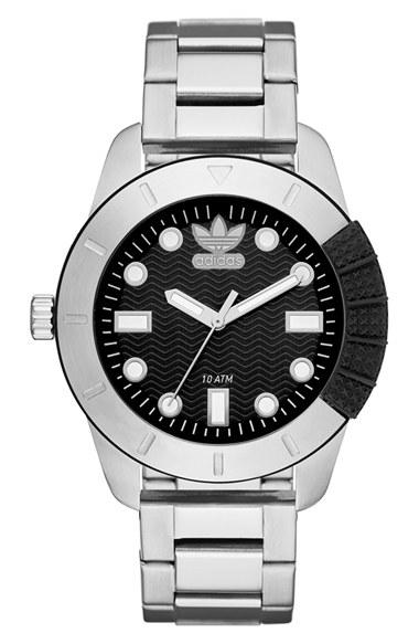 Reloj de pulsera Lyst adh Adidas pulsera Originals adh 1969 en de metalizado 43b70e3 - immunitetfolie.website