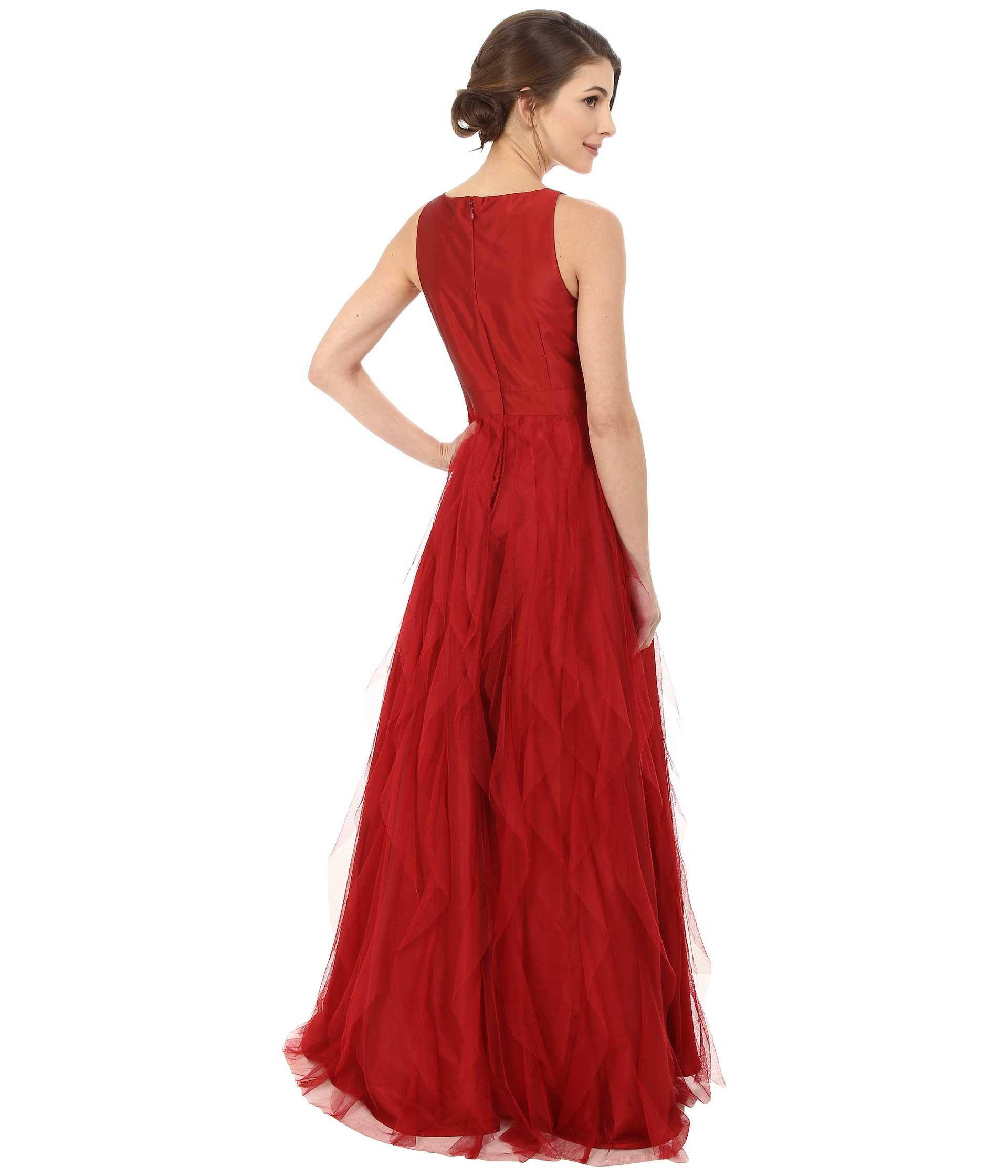 Adrianna Papell Tulle Ball Gown – fashion dresses