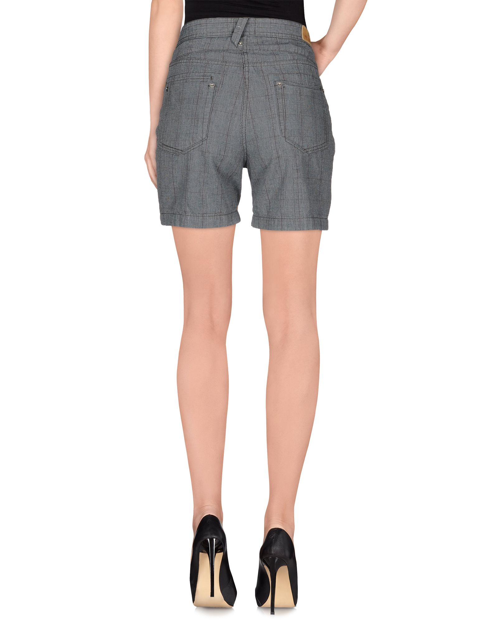 Lyst maison scotch shorts in gray for Atelier maison scotch
