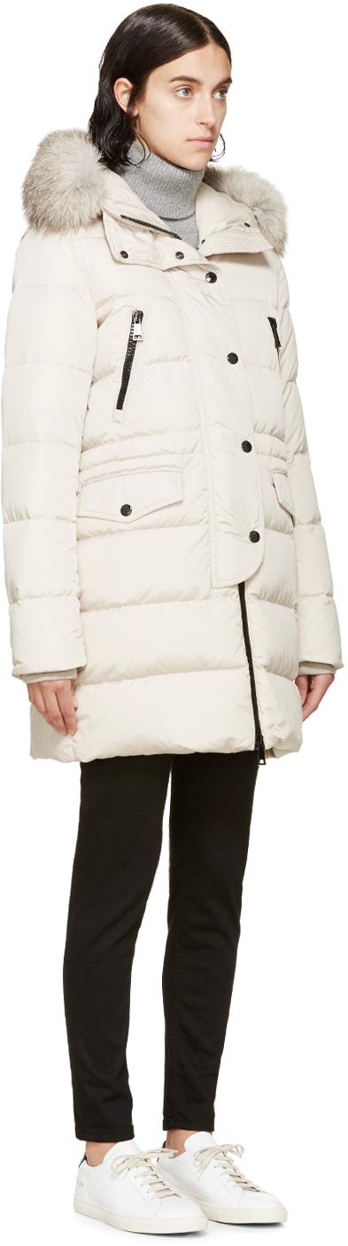 0c47a41f4 aliexpress moncler navy fur down fragonette coat of 643b3 f36d1