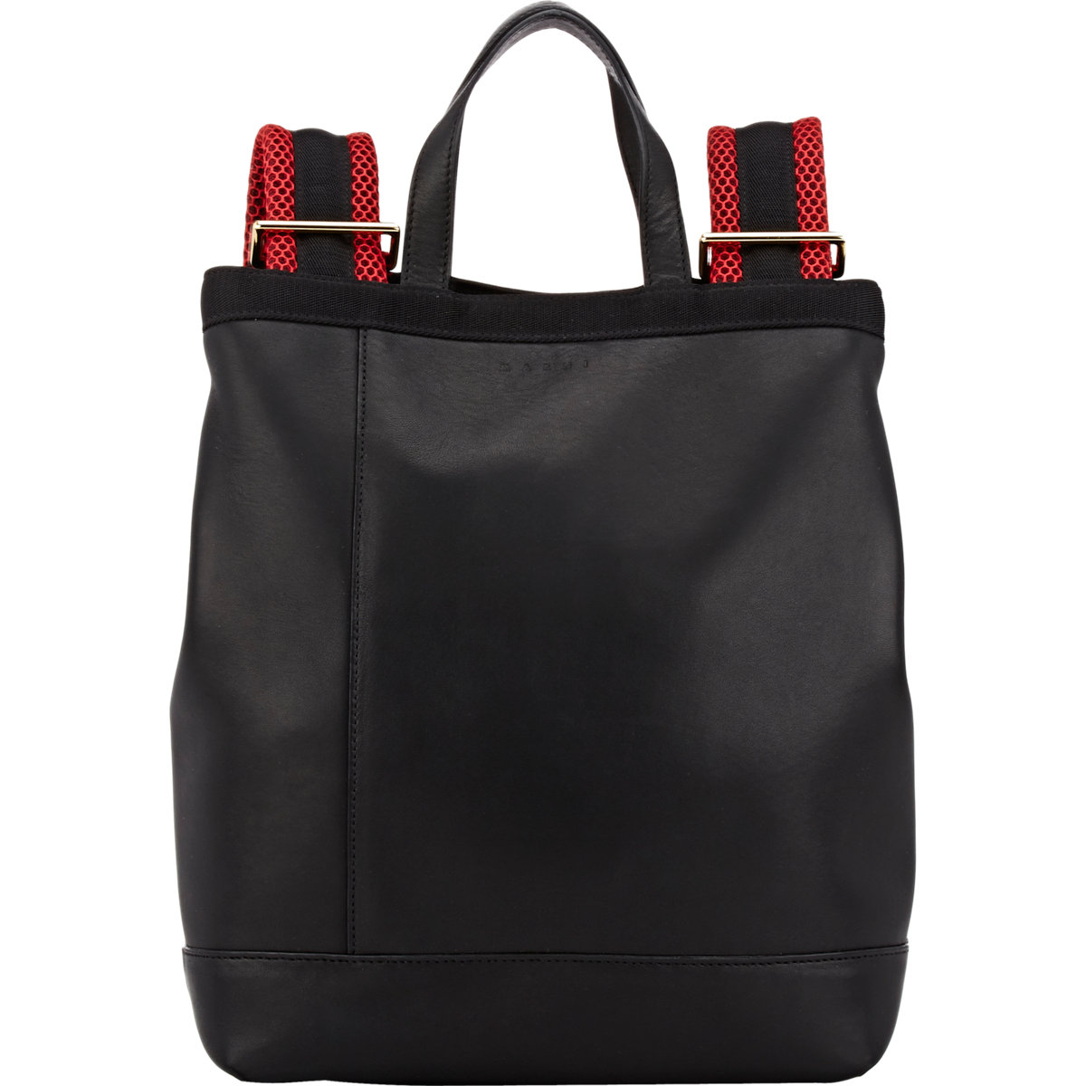 Marni Parachute Small Backpack in Black | Lyst