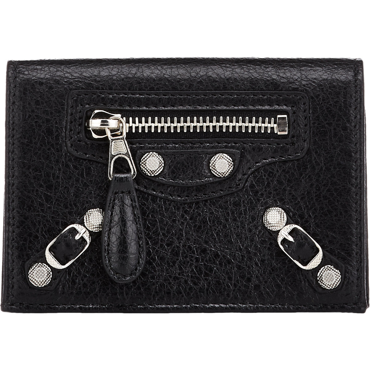 Womens Bazar Arena Leather Card Case Balenciaga Shopping Discounts Online Wiki Cheap Price Discount Visit New fv197CzR