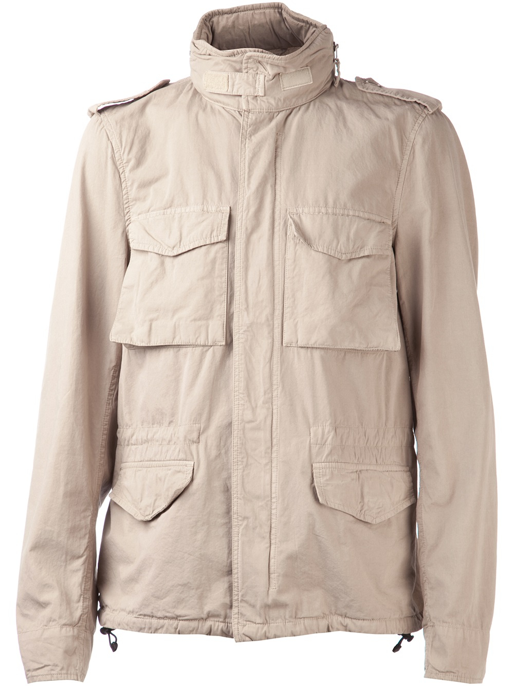 Lyst - Aspesi Field Jacket In Natural For Men-3520