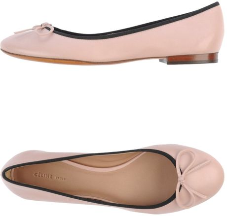 Looks - Pink light flat shoes video