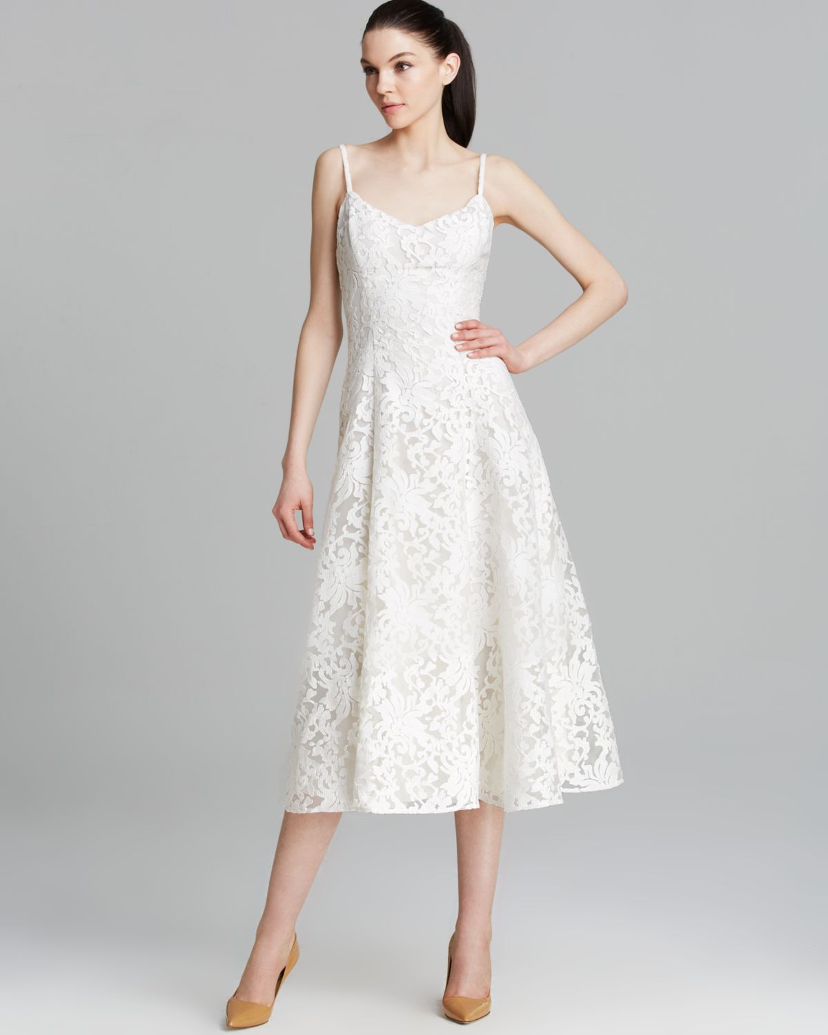 It's easy to find a Women's White Lace Dress, Girls White Lace Dress and more today at Macy's. Macy's Presents: The Edit - A curated mix of fashion and inspiration Check It Out Free Shipping with $49 purchase + Free Store Pickup.