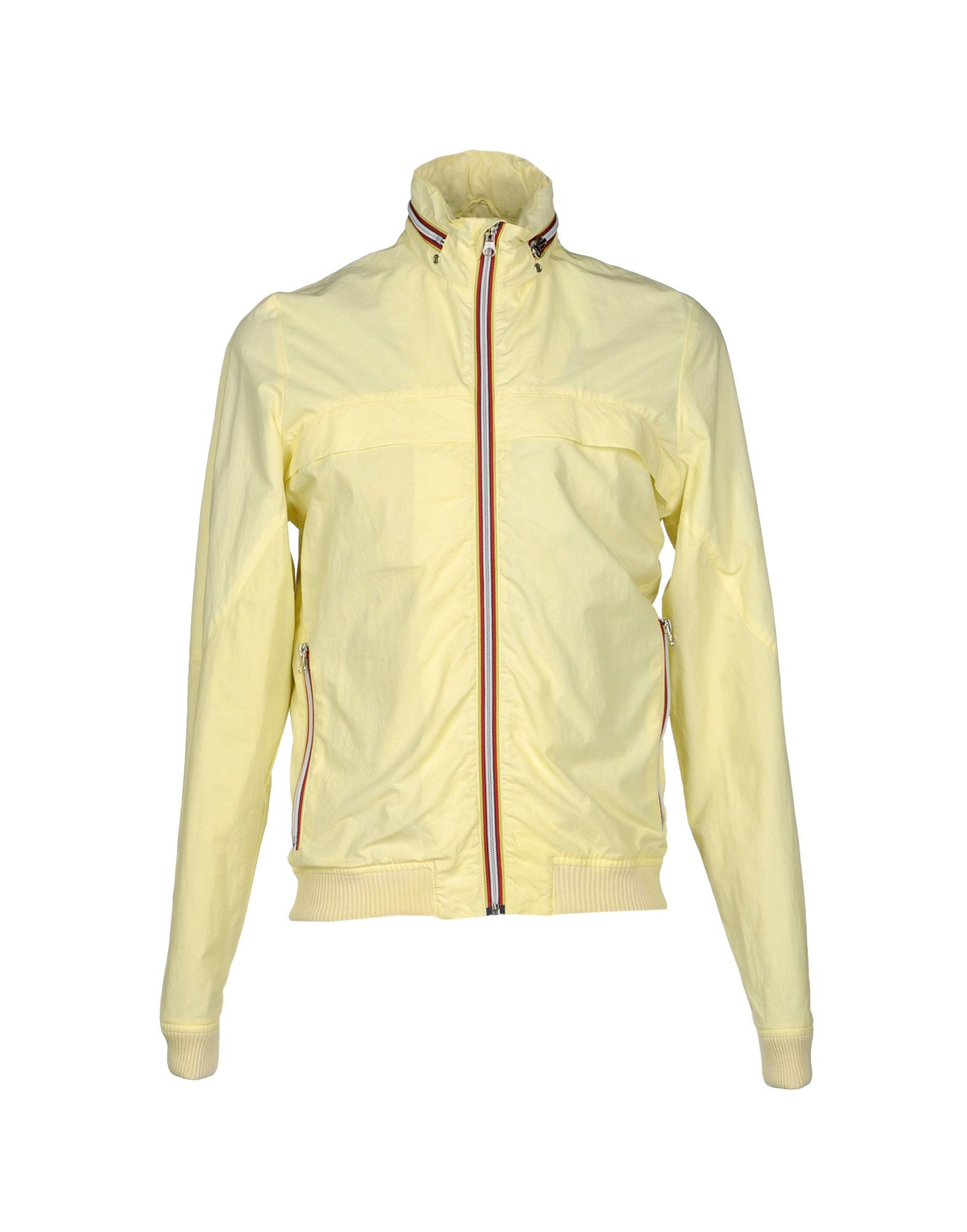 Gold bunny leather jacket
