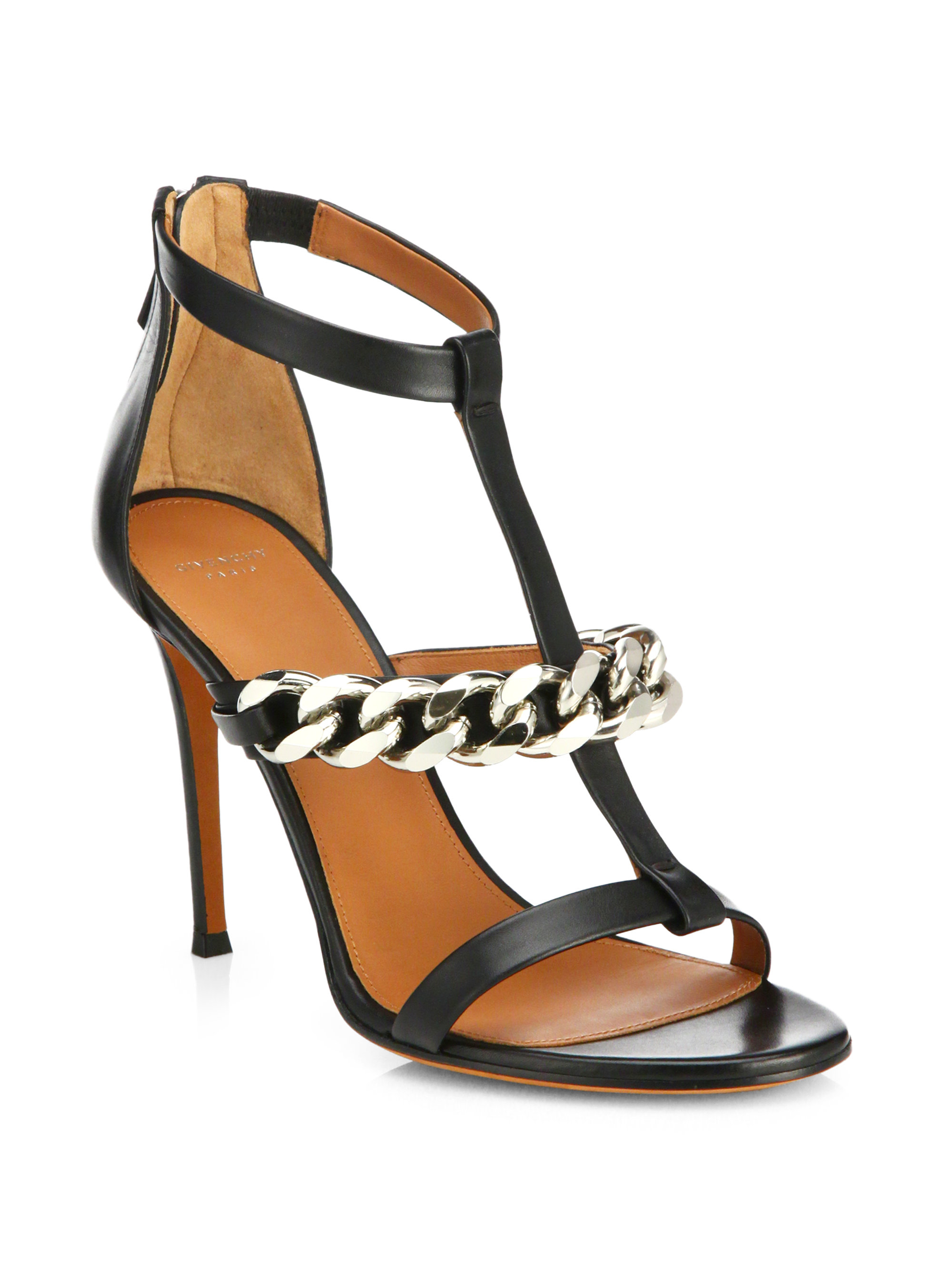 outlet store sale online with paypal for sale Givenchy Leather Woven Sandals free shipping wide range of amazon for sale y6Lo4fD