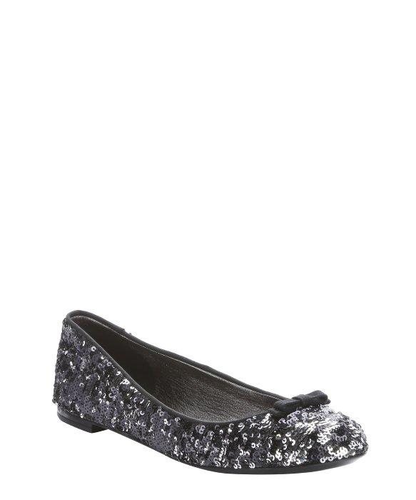 Dolce & Gabbana Glitter Flats tsDSUvNzp