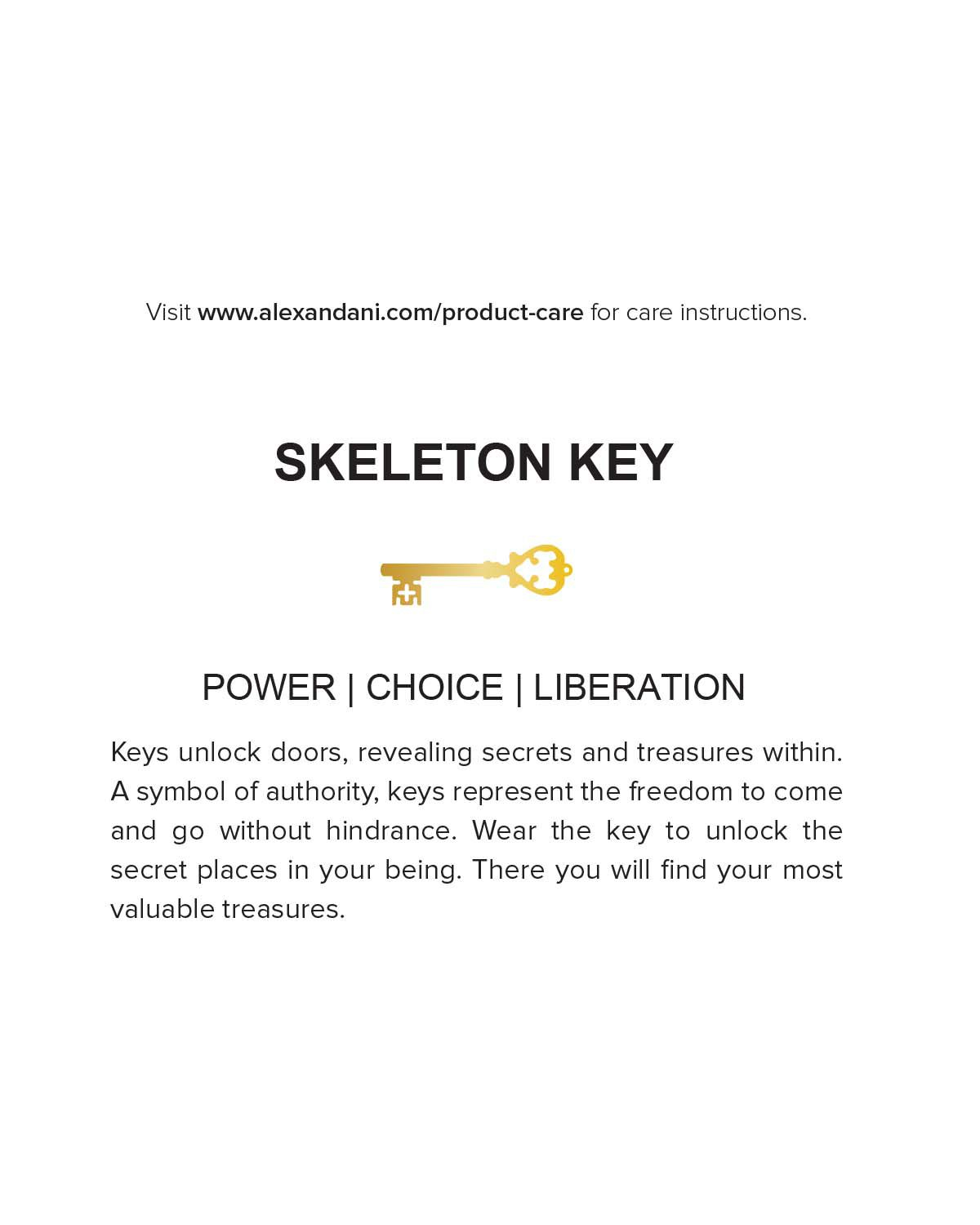 Lyst alex and ani precious metals symbolic skeleton key earrings gallery buycottarizona Choice Image