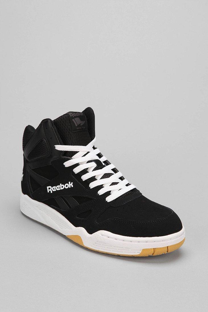 Lyst Reebok Royal Hightop Sneaker In Black For Men