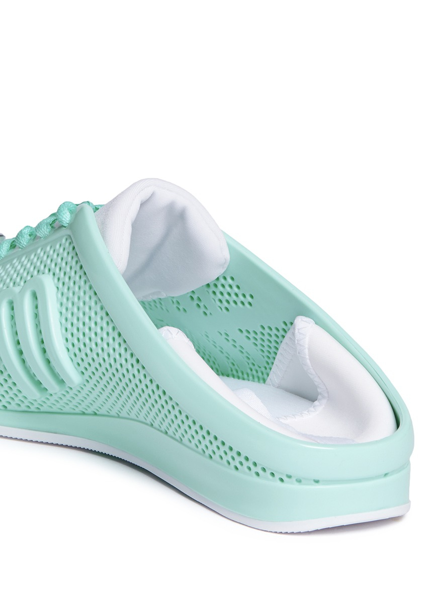 Bubblegum Lace Up Rubber Sole Shoe