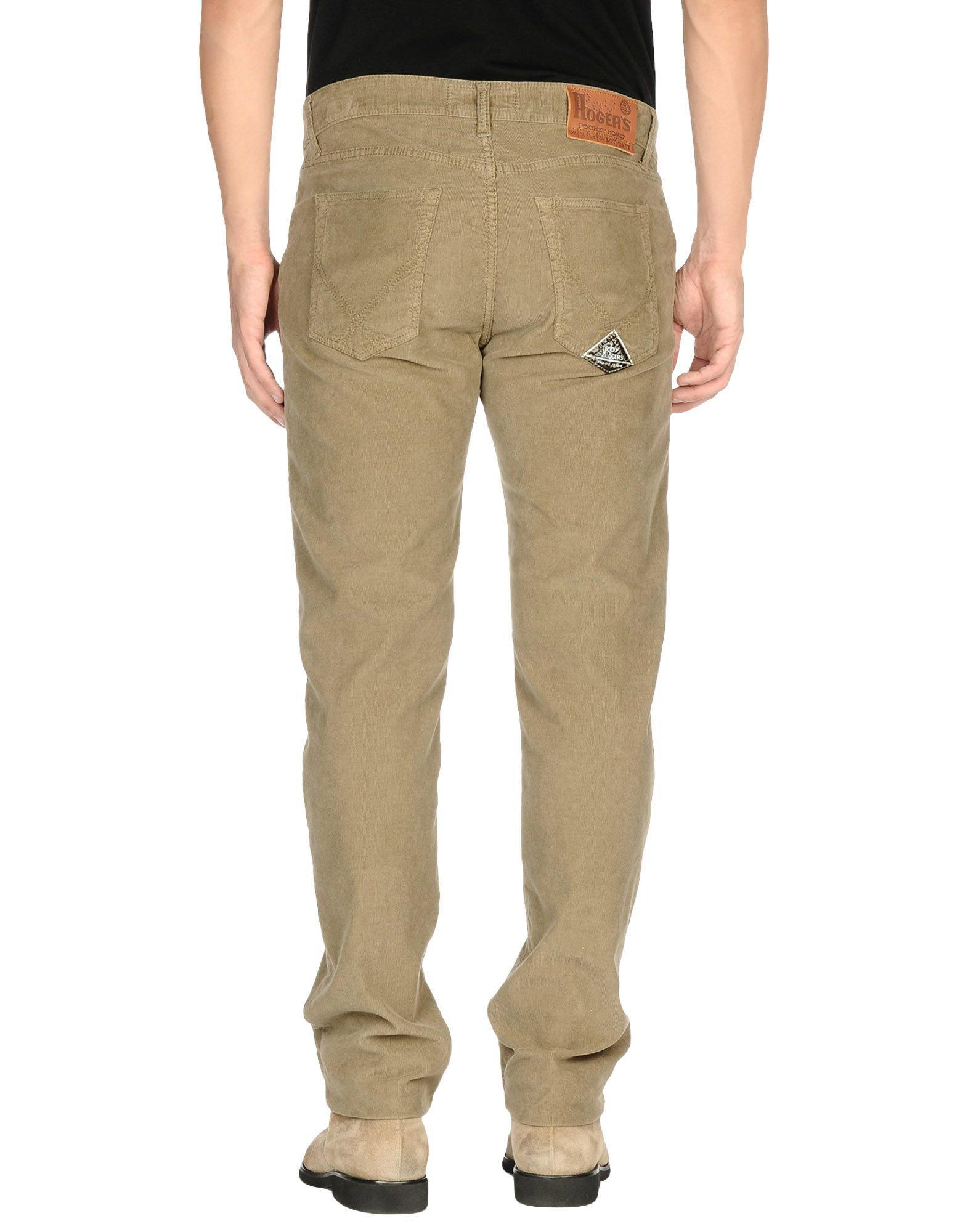 Roy Rogers Casual Trouser In Natural For Men Lyst