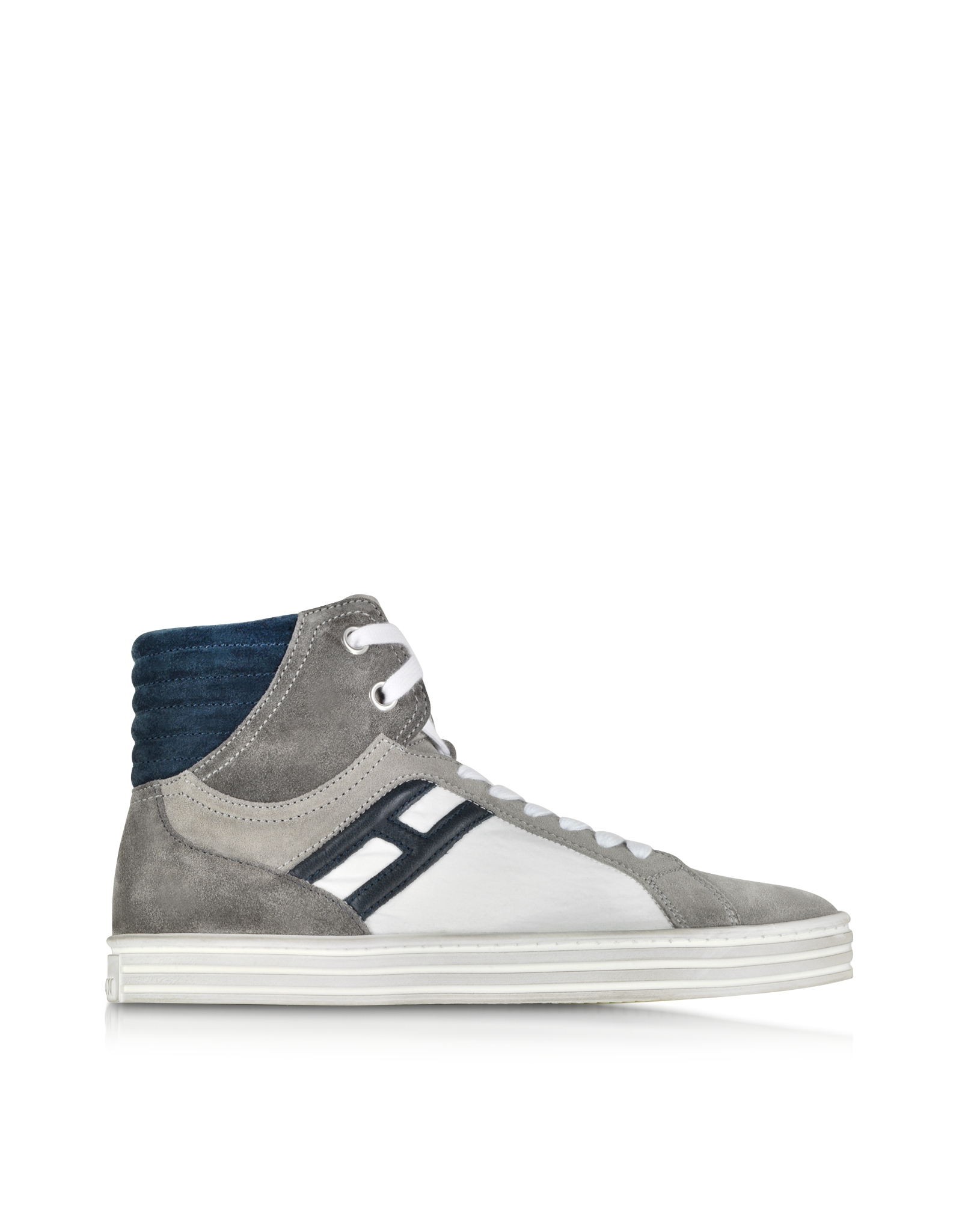 Mens Canvas Shoes Colour Block