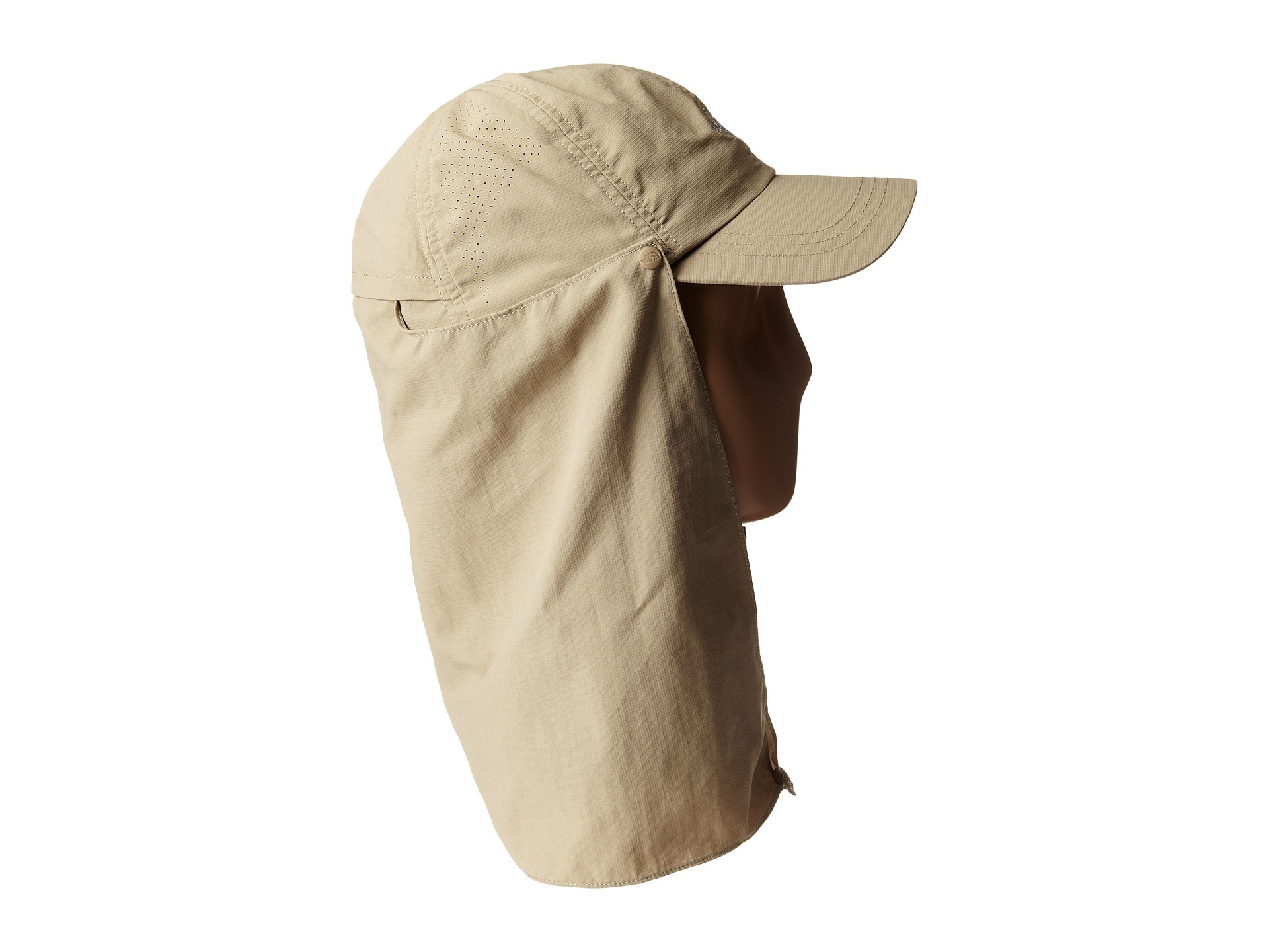 510a07310fa Lyst - The North Face Sun Shield Ball Cap in Natural