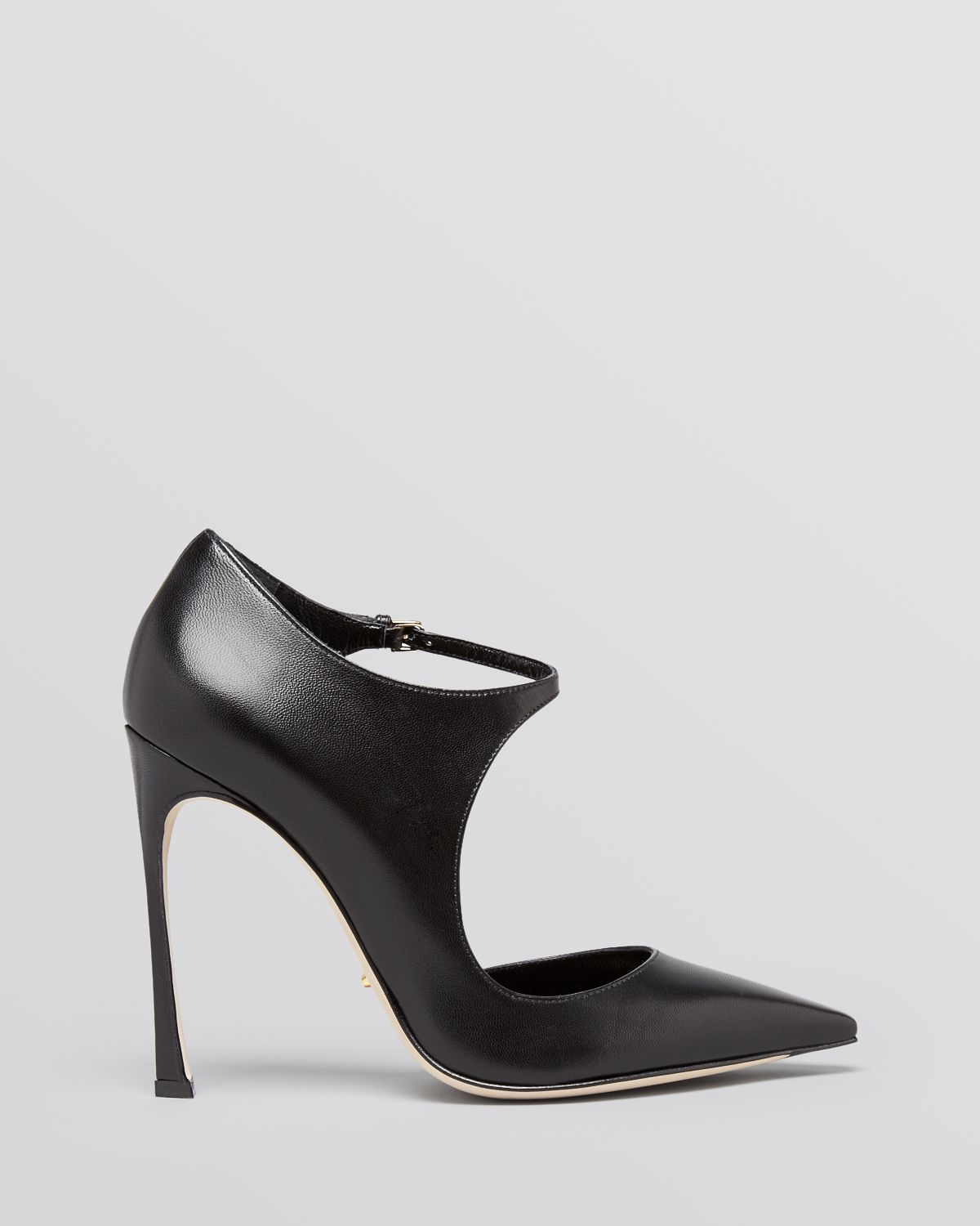 pointed toe pumps - Black Sergio Rossi KxD9cst