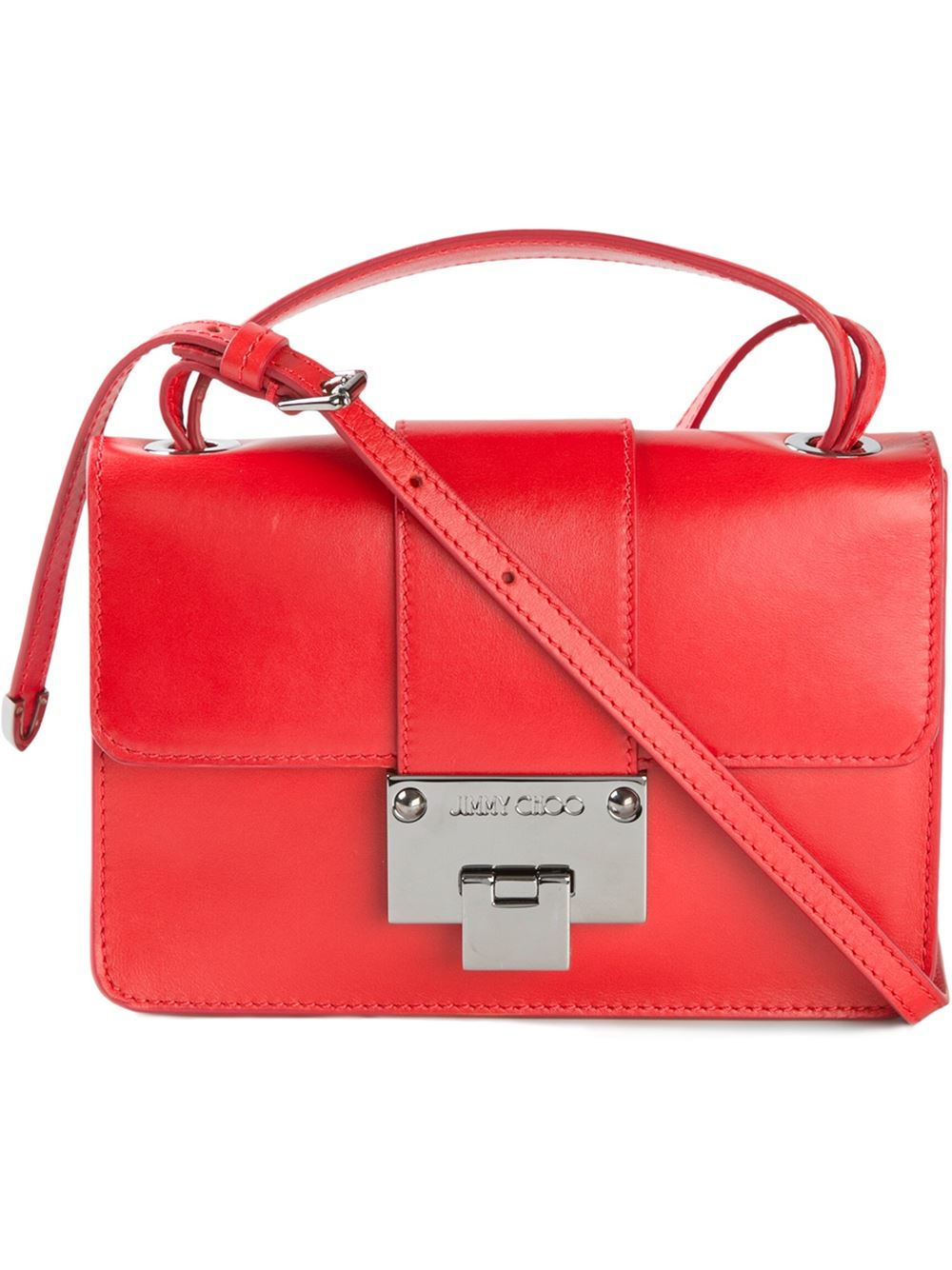 Rebel/XB crossbody bag - Red Jimmy Choo London Hv7KEDAu21