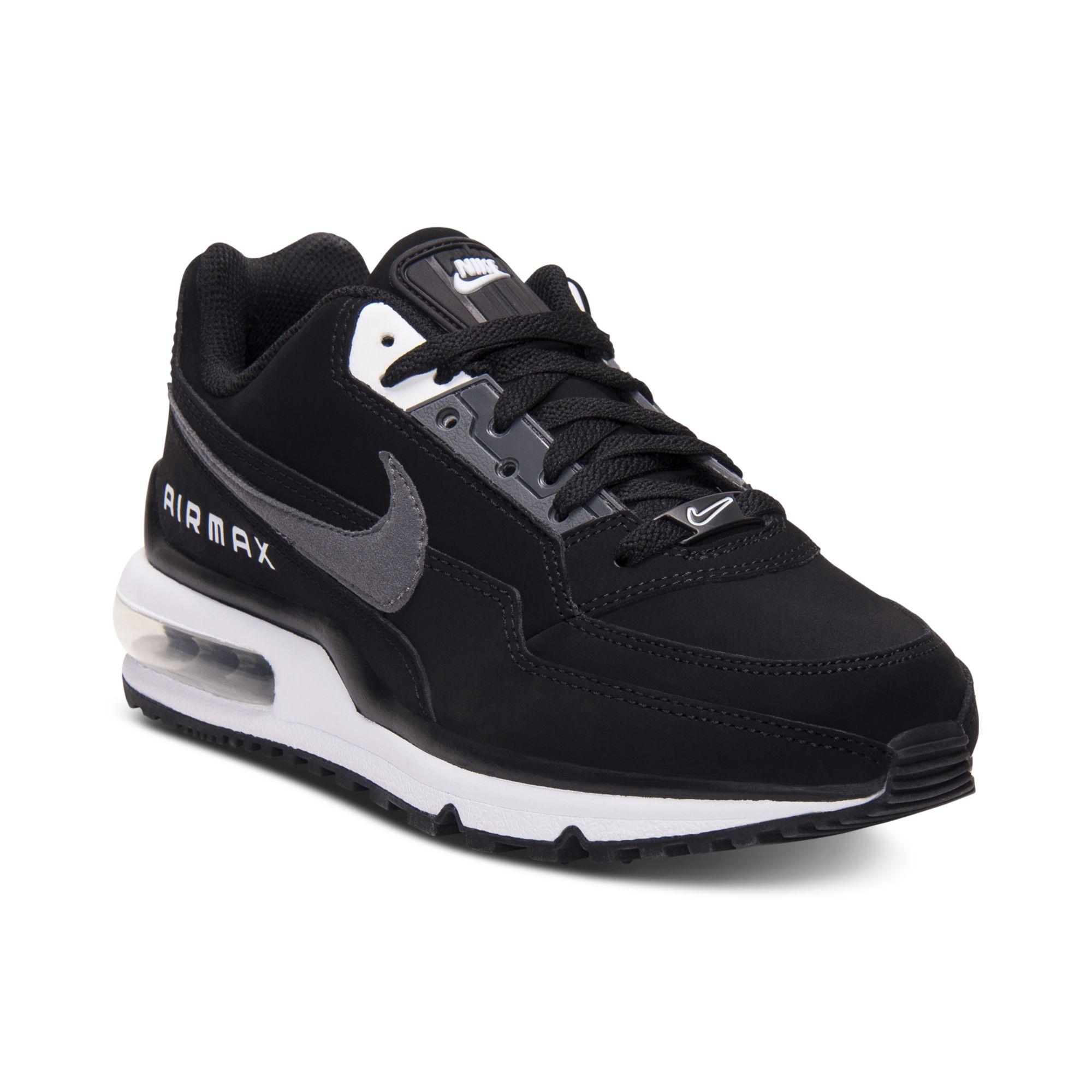 Nike Air Max Ltd Running Sneakers in Black for Men - Lyst