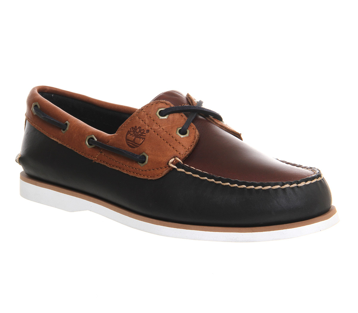 Timberland Exclusive Boat Shoes In Blue For Men Navy Lyst
