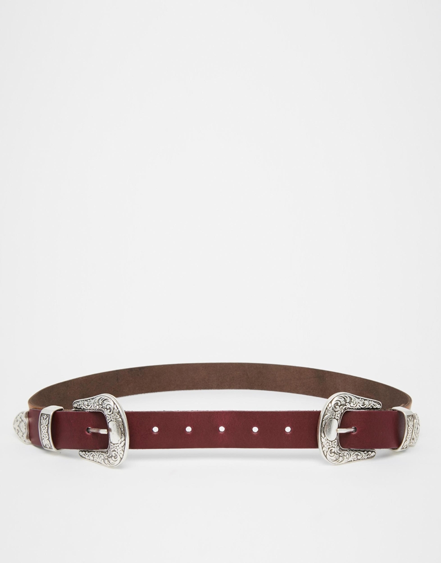 Clear Plastic Love Buckle Waist & Hip Belt - Clear Asos s04Fs4e
