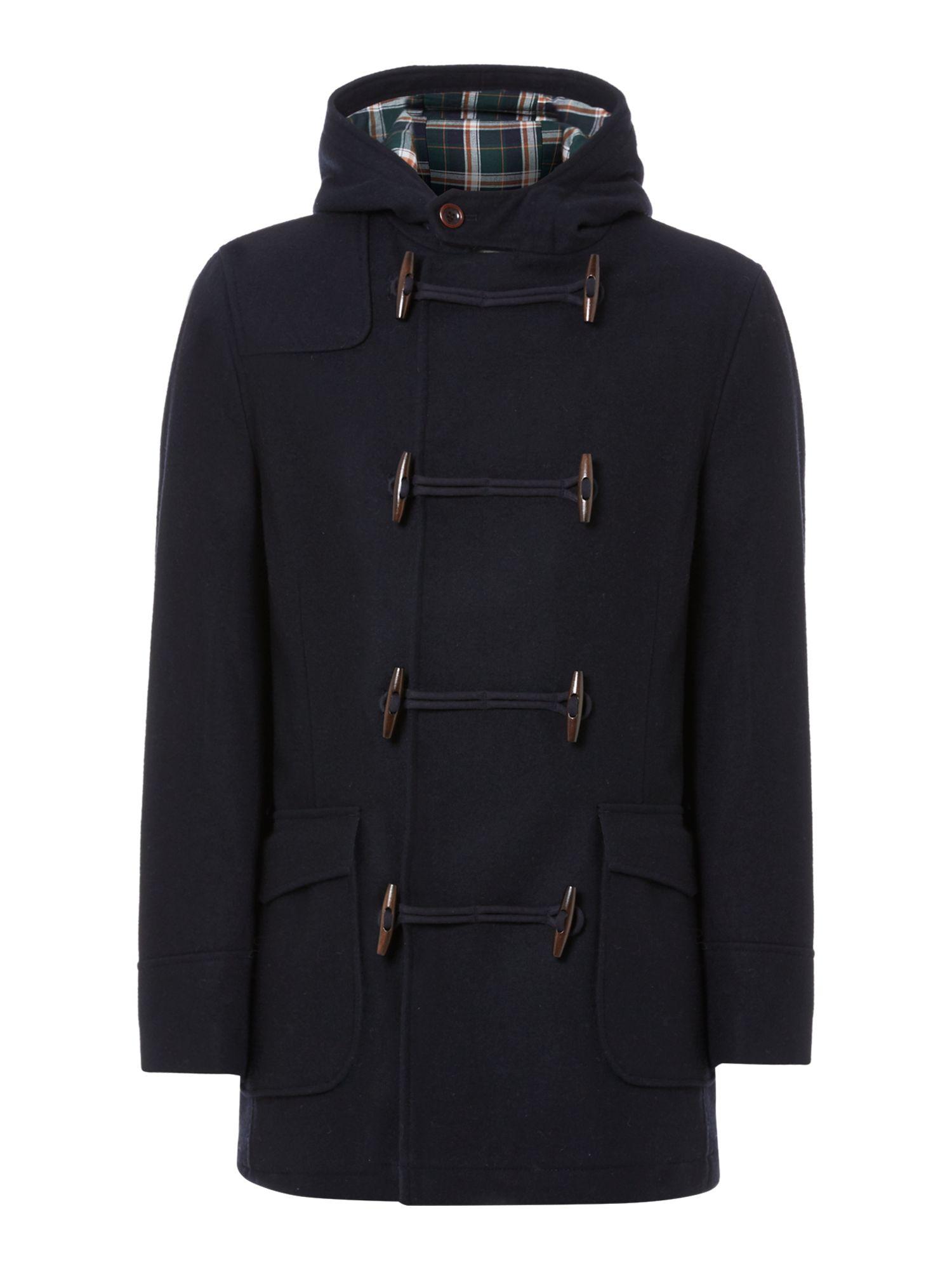 Duffle Coat Toggle Fasteners   Down Coat