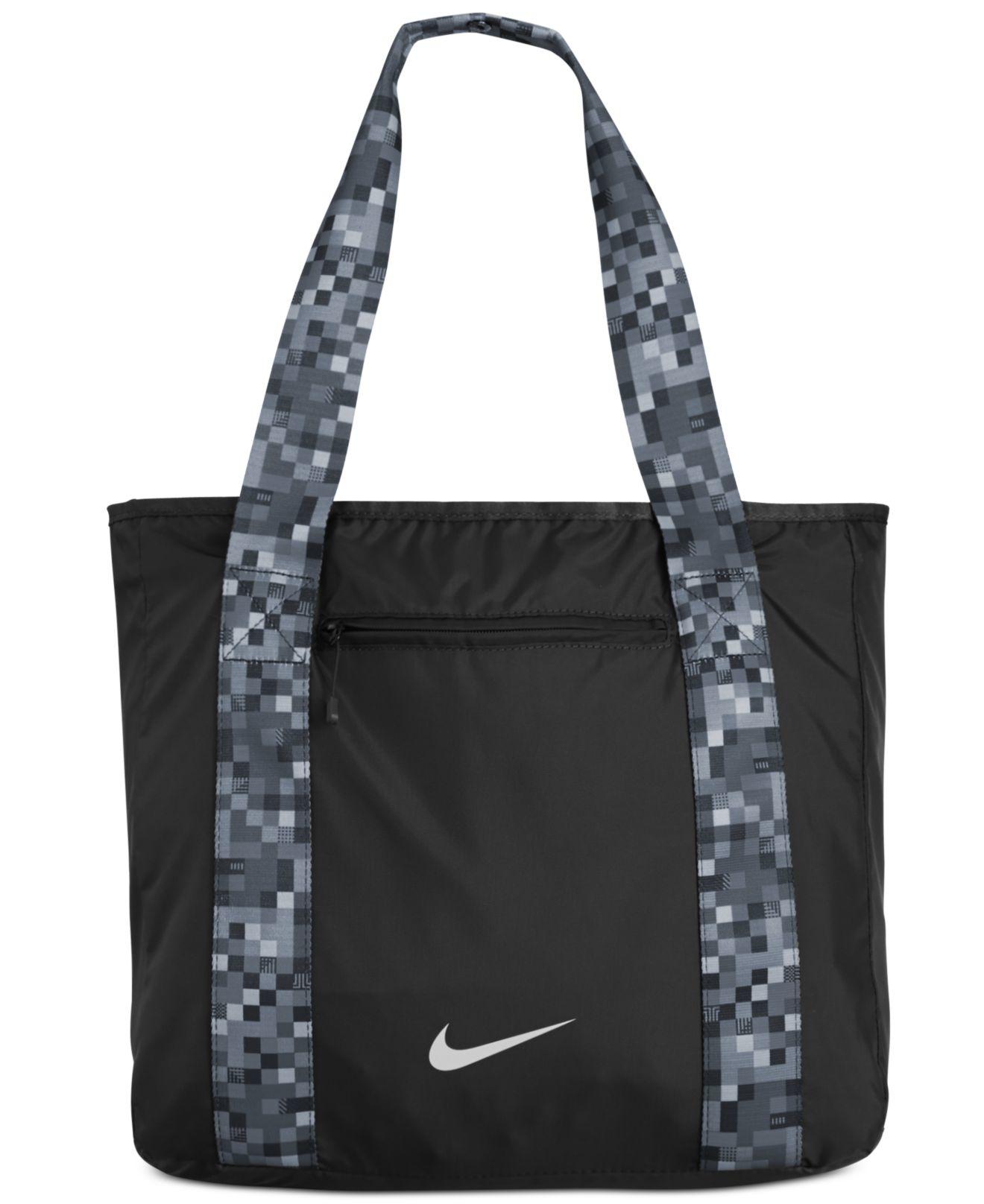 e4c124a04b Lyst - Nike Legend Track Tote Bag in Black