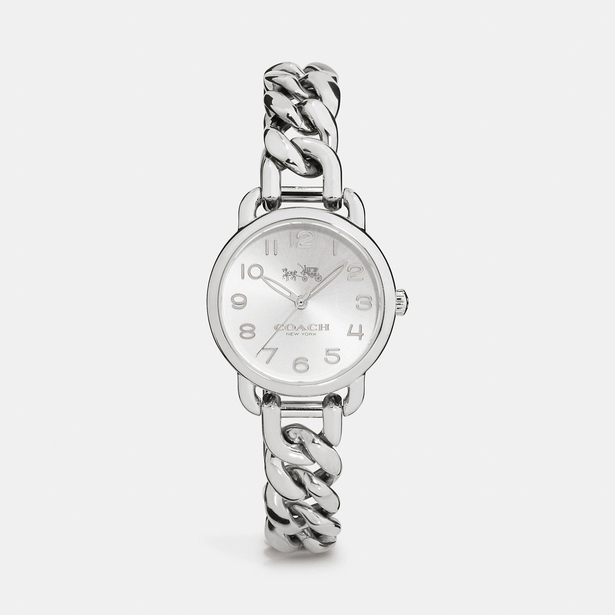 products the gucci chain link watch enlarged realreal watches