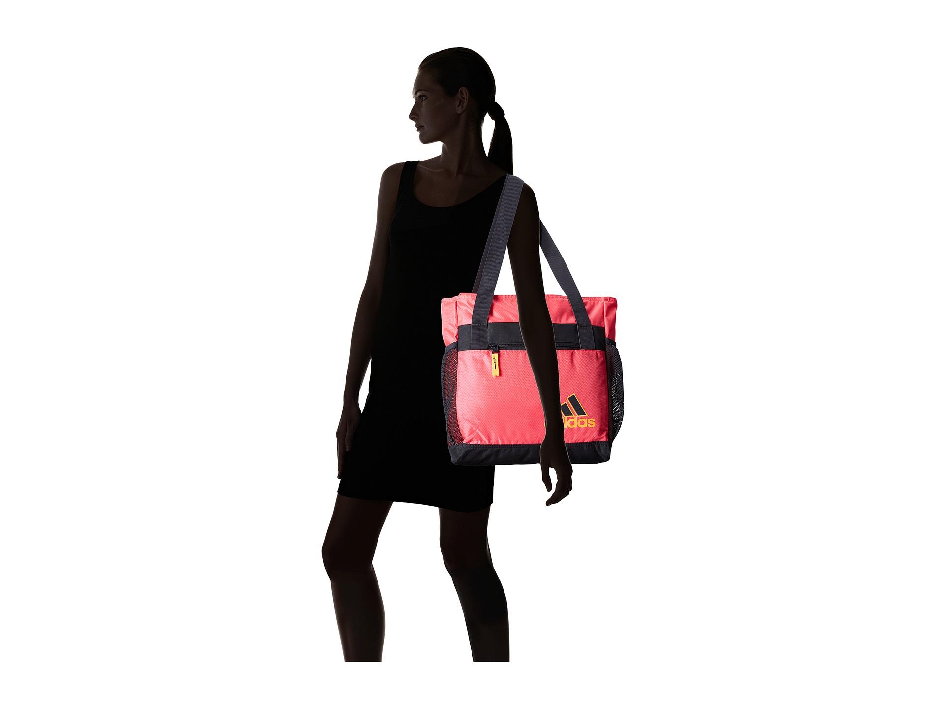 8a6dbd0add1a Lyst - Adidas Squad Ii Club Bag in Pink