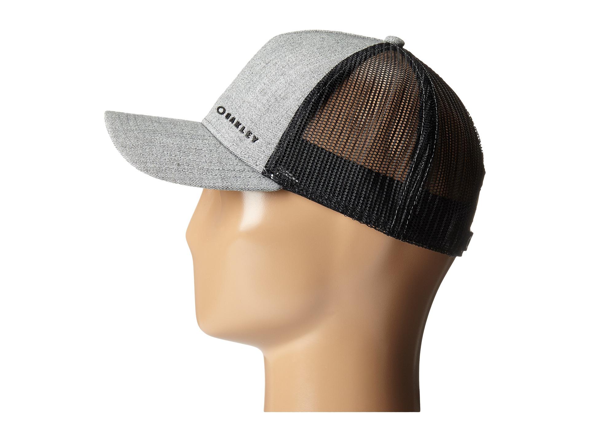 Lyst Oakley Chalten Hat In Gray For Men