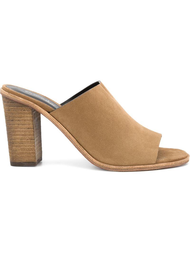 Elyse Walker Peep-Toe Mule Pumps real online sale ebay new styles for sale buy cheap 2015 new PvZzf8