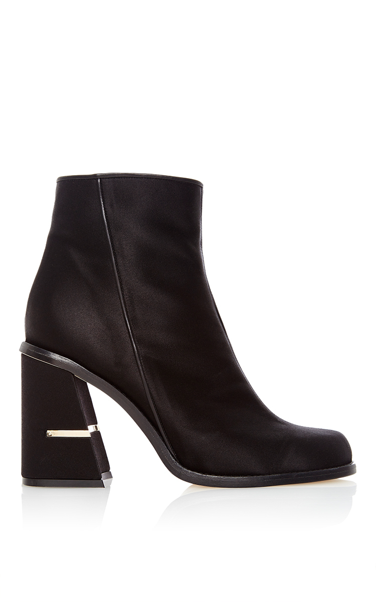 Tibi Nora Satin Booties w/ Tags clearance finishline amazing price clearance great deals discount enjoy clearance how much 0VpiNy0w
