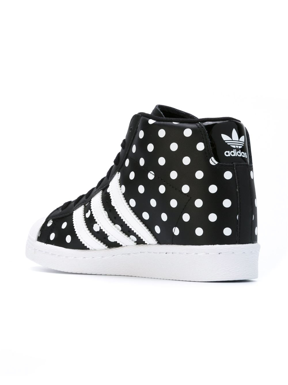8668c8ed908e ... sweden lyst adidas superstar up hi top sneakers in black 73ab2 12563
