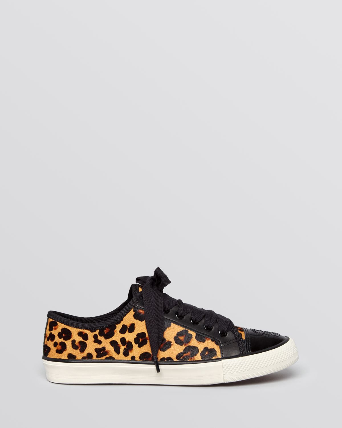 lowest price Tory Burch Printed Low-Top Sneakers purchase cheap online C1yMMn