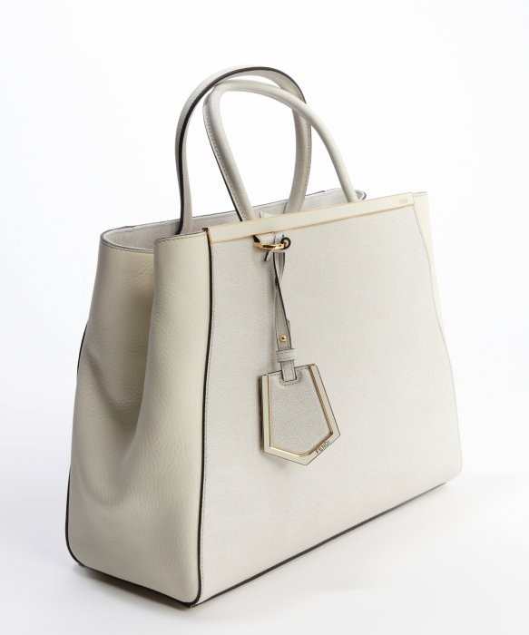 e732ebef Fendi White Tote Bag alan-ayers.co.uk