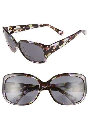 9fef91db087 Lyst - I-line Eyewear 55mm Reading Sunglasses - Orchid