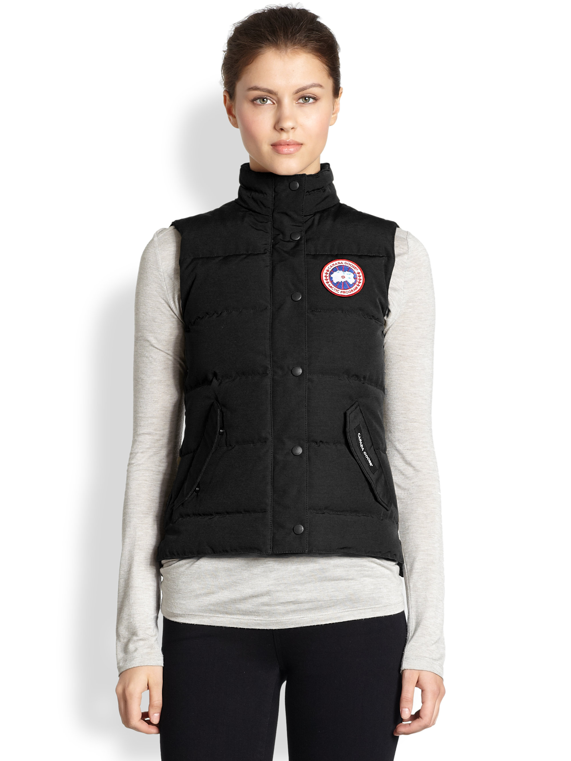 Canada Goose' Freestyle Vest - Women's Small - Red