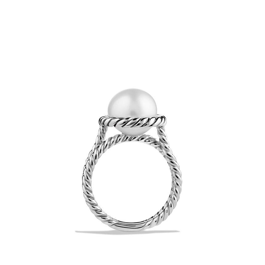 Pearl Rings David Yurman